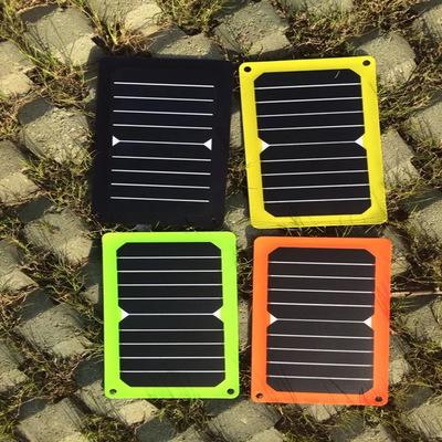 太阳能手机充电器\高效太阳能板 5.3W便携式太阳能板充电器