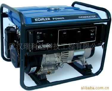 美国科勒10KW汽油发电机