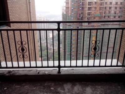 阳台栏杆阳台锌钢铁艺栏杆