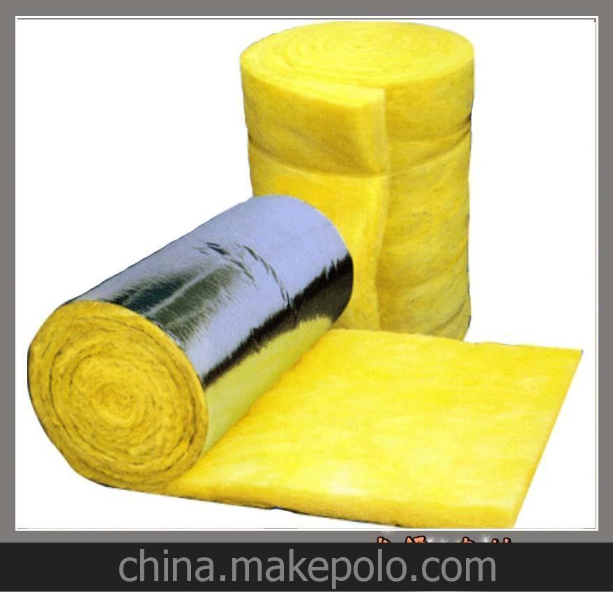 批发订做 高质量玻璃棉保温材料 离心玻璃棉板 耐火保温材料
