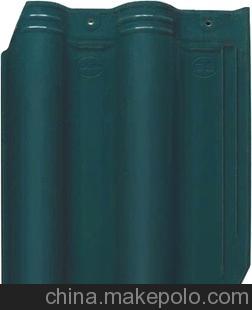 优质厂家诚信提供高质量陶瓷琉璃瓦 300x400mm