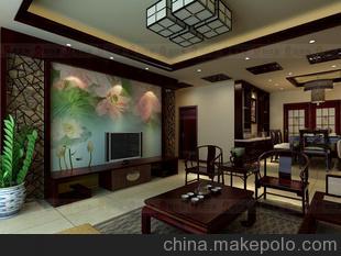 厂家直销 玖玖鱼 艺术瓷砖电视背景墙 电视背景 陶瓷 瓷砖