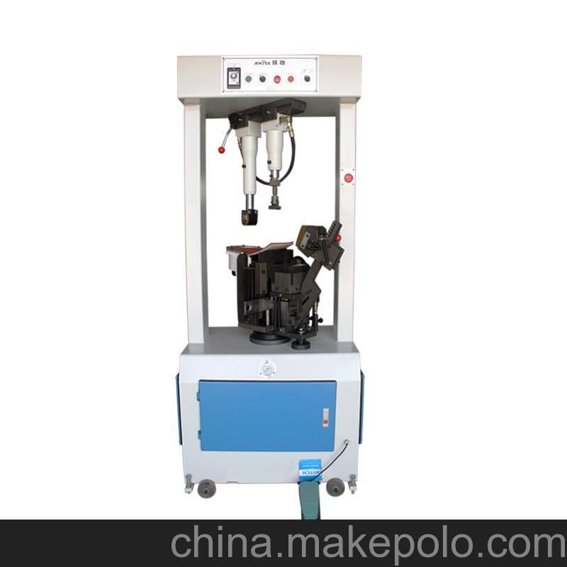单缸万用式压底机液压油压压合 单工位制鞋机械设备最新压机价格