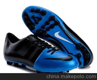 2013新款c罗8代9代足球鞋AG钉草地踢青少年运动鞋1099-1支持一件