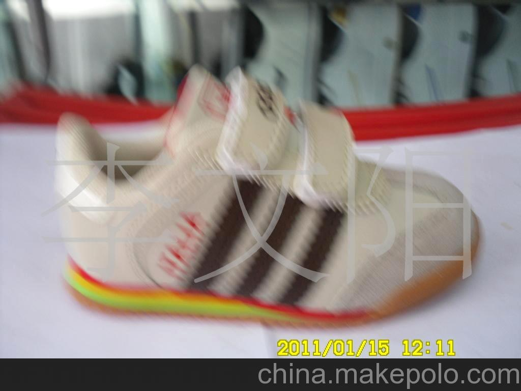 彩虹鞋底童鞋给力外贸ABCDE童鞋男童鞋女休闲运动SPORT气垫板鞋
