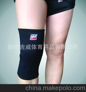 生产供应 保暖运动护具 缓和关节扭伤运动护膝 柔软运动护具