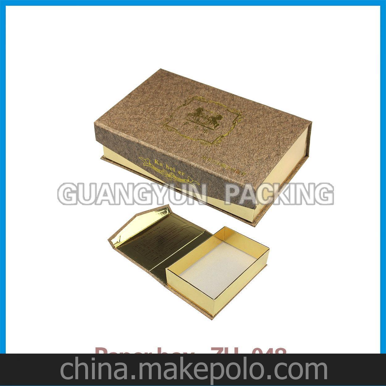 低价供应 纺织面料展纸盒 纺织品纸盒 皮革制品纸盒