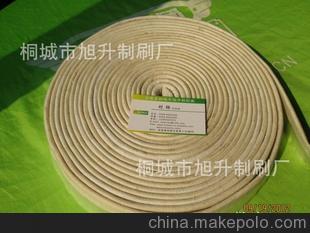 旭升制刷 提供 磨皮机毛刷 皮革机械毛刷 布带刷
