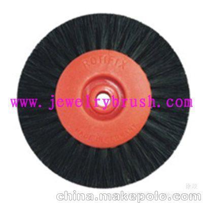 各种纺织印染皮革机械毛刷,地板抛光打蜡毛刷,条刷板刷圆盘刷。