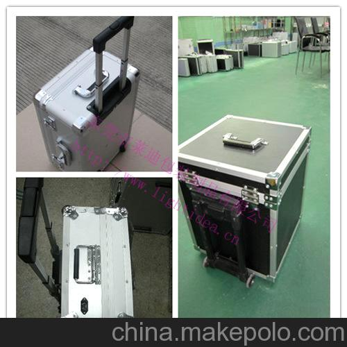 莱迪厂家专业生产与设计多种款式的铝制拉杆箱,铝合金拉杆箱