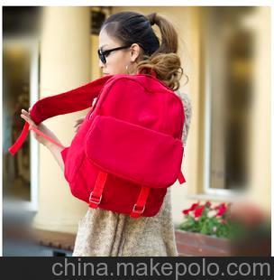 酷格皮具女包双肩包包旅游休闲时尚包包