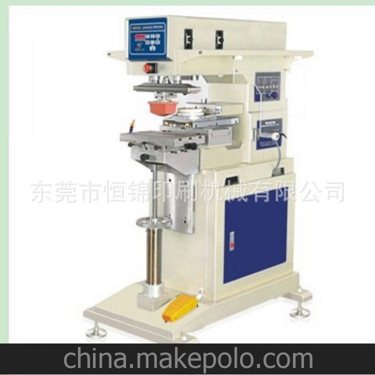 专业制造研发移印机/直销丝印设备/自动双印头单色移印机