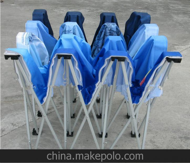 上海工厂 供应铝合金方管拉网 促销广告展示架 阴阳扣拉网
