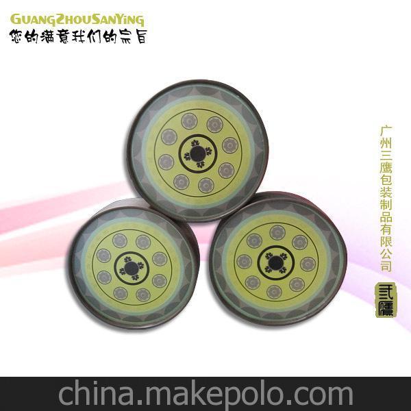 圆形纸盒/商业文化用纸罐/光盘光碟圆罐纸盒/厂家优质低价定制