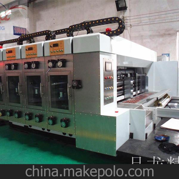 广州纸箱 纸盒包装专用柔性印刷开槽机,纸包装机械印刷开槽机