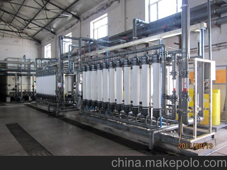 供应广东深圳超滤工业水处理设备