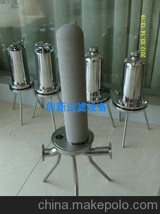 精品推荐钛棒 水过滤器 高效精密过滤器