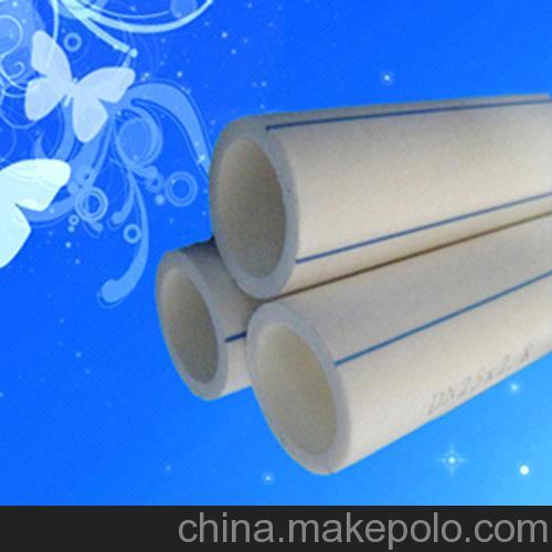 厂家供应精品国标PPR冷水管材 给排水管材 工程管材@神通塑业