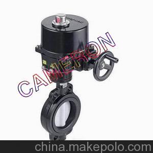 进口电动对夹式蝶阀,泵阀管件_设备配件_机械设备_供求