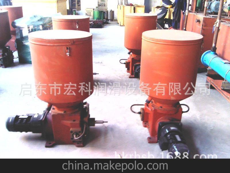 HA-Ⅲ1电动润滑泵 黄油泵 干油泵 润滑泵 启东润滑泵