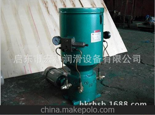 DDRB-1多点润滑泵 ZB多点干油泵 黄油泵 浓油泵 润滑脂泵