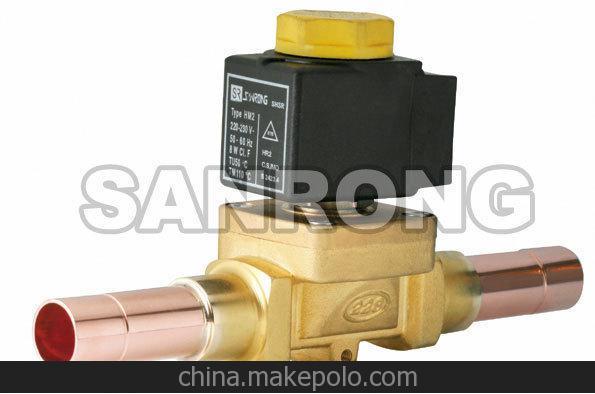 空调/热泵配件 电磁阀 (膜片式)