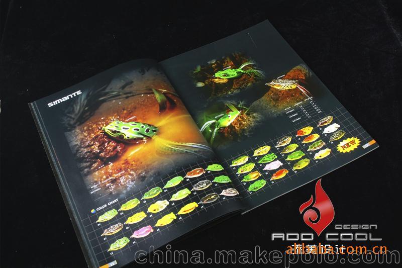 深圳新安产品目录印刷,仪器仪表行业画册设计,有烫金工艺制作