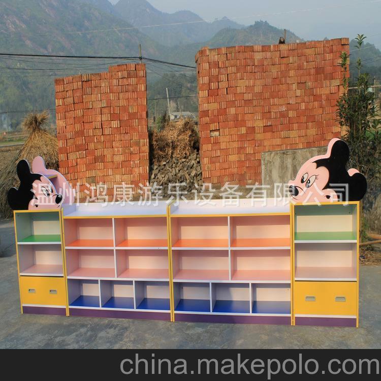 厂家直销 幼儿园教具柜 幼儿园多功能组合柜教具柜