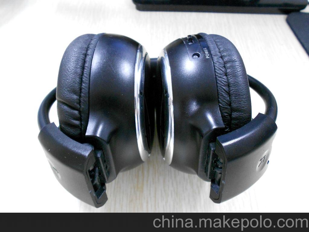 供应优质双通道无线发射红外耳机 影音配件产品