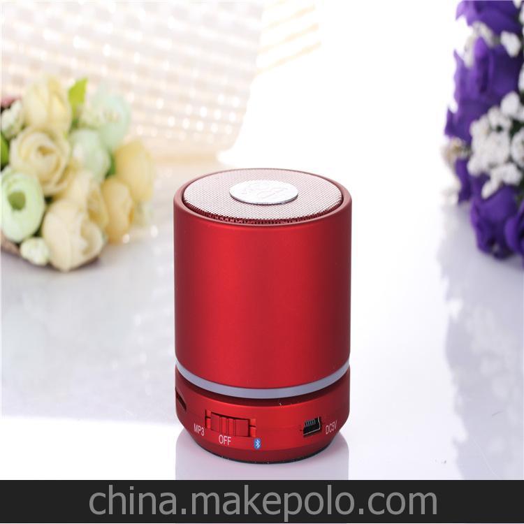 3D蓝牙音箱 3D立体声环绕蓝牙音响 1+1高端蓝牙音箱 iphone5S音箱