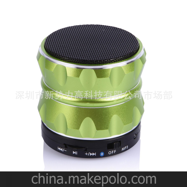 厂家OEM直销 便捷蓝牙音箱户外随身听 手机无线小音响免提设备