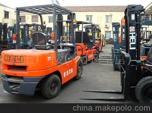 质量好,型号全,价格低的上海二手叉车市场转让,租赁