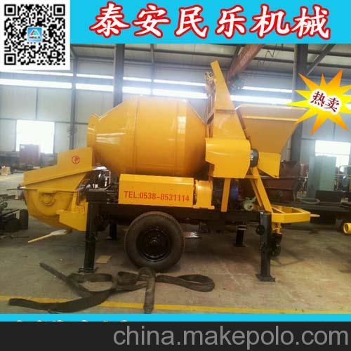 民乐混凝土搅拌输送泵新技术专利产品
