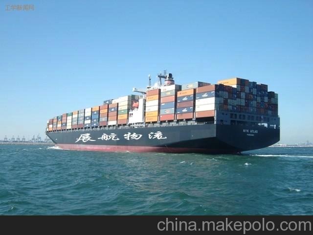 展航物流20GP/40HQ国内水运服务
