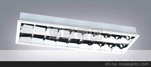 船用电气 不锈钢荧光格栅灯JPY30-2A