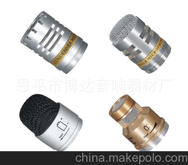 批发供应 有线电容式麦克风 M-5800 专业音响录音设备生产厂家