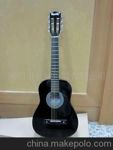 长城乐器 儿童钢弦民谣吉他/附送吉他包1个guitar