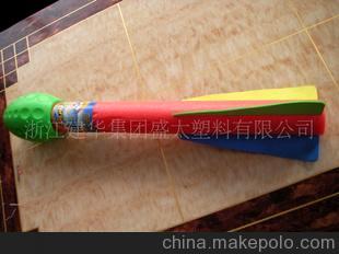 新厂品]火箭型手球厂家直销