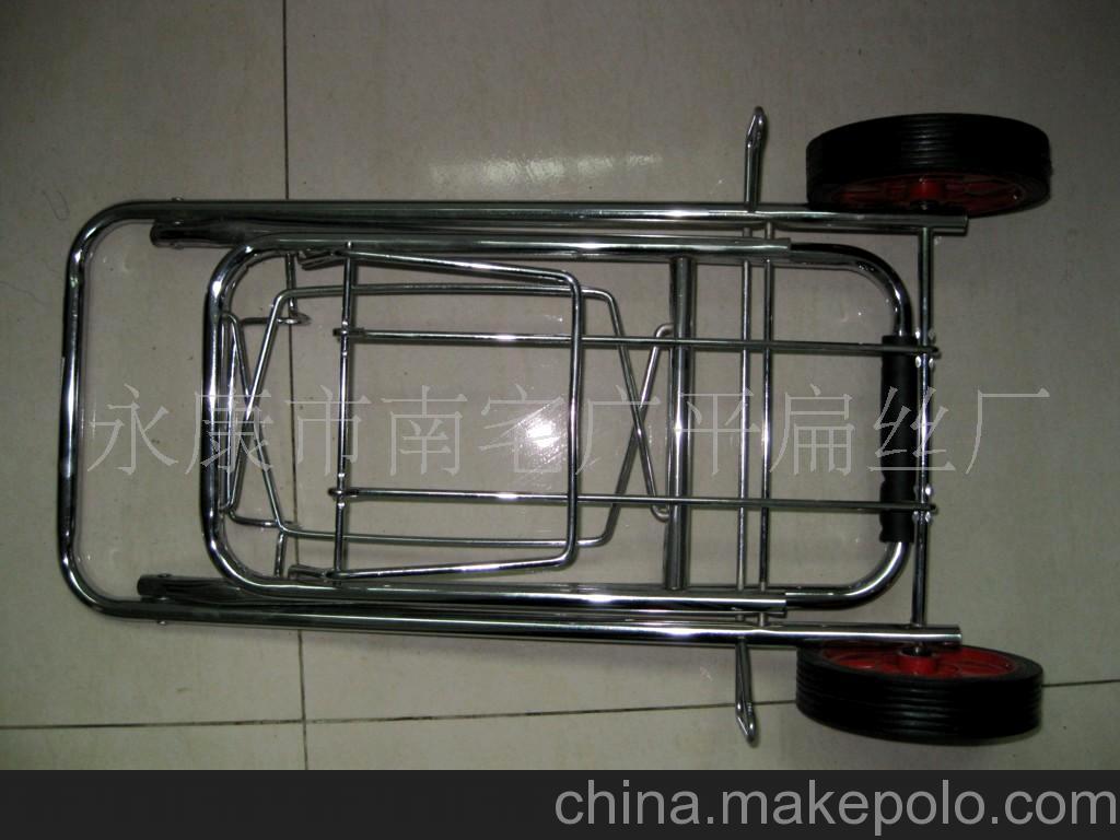 供应手推折叠行李车WF007-1 老人购物行李车