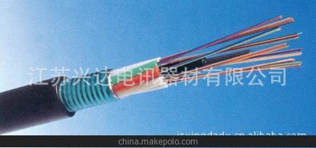 通过国家认证,ISO认证,广电认证的光缆 ,GYTS型层绞式光缆