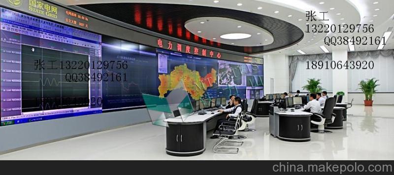 供应广电机房家具 ,电视墙 ,操作台调度台,北京制造