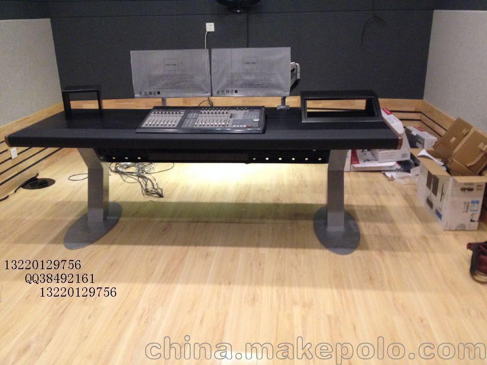 供应广播机房家具,音频控制台,录音棚工作台,编曲桌