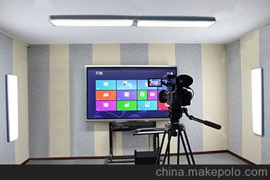 录课室搭建 视频课件  视频制作 录课设备 录播室