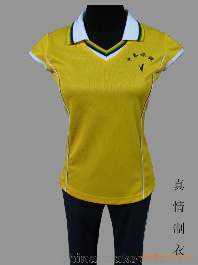 制服、工作服;其他未分类;女式T恤;;其他运动服