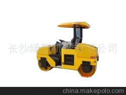 压实机械 双钢轮压路机 3吨压路机 LM3.0 小型压路机