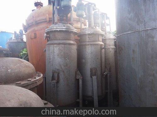 济宁二手油脂设备基地 供应发酵罐小型发酵罐微生物发酵罐