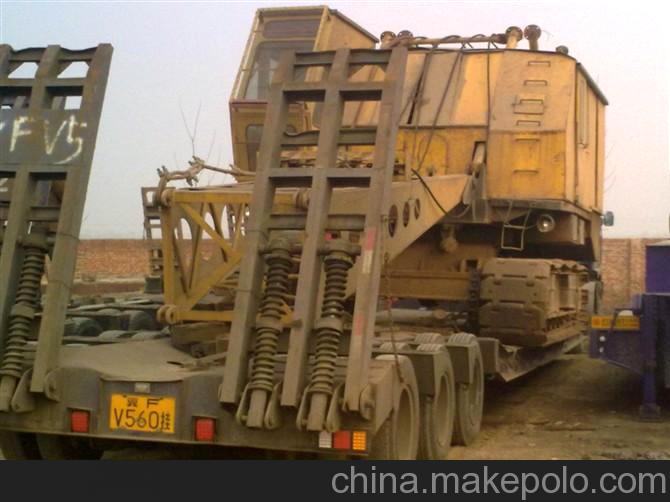 贵阳挖机运输公司&贵阳履带吊运输公司&贵阳大件设备运输公司&贵阳工程机械设备运输公司