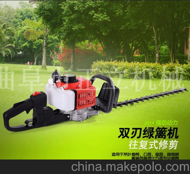 园林机械  多功能绿篱机 茶树修剪机