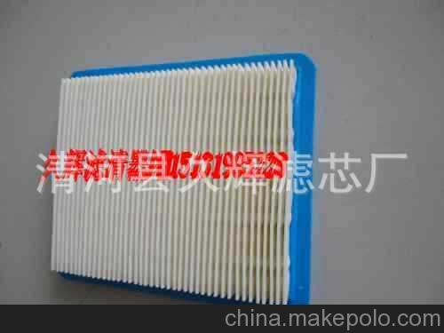 供应 园林机械滤清器 滤芯 CX100草坪机滤芯17211-2L8-023