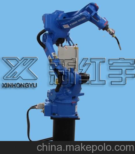 新红宇机器人自动焊接设备